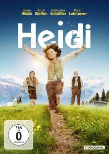 Heidi (2015), DVD