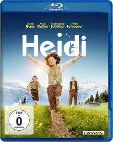 Heidi (2015) (Blu-ray), Blu-ray Disc