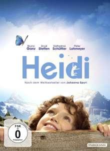 Heidi (2015) (Mediabook), DVD