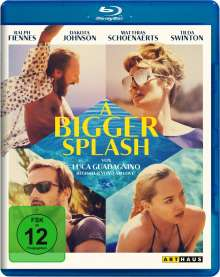 A Bigger Splash (Blu-ray), Blu-ray Disc