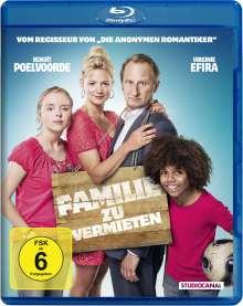 Familie zu vermieten (Blu-ray), Blu-ray Disc