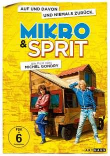 Mikro & Sprit, DVD