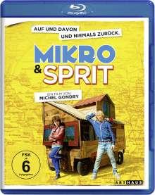 Mikro & Sprit (Blu-ray), Blu-ray Disc
