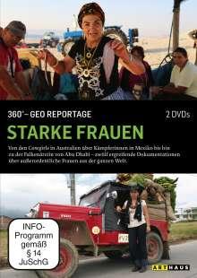 360° Geo-Reportage: Starke Frauen, DVD