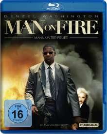 Man on Fire - Mann unter Feuer (Blu-ray), Blu-ray Disc
