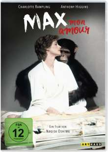 Max mon amour, DVD