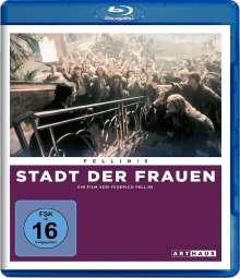 Fellinis Stadt der Frauen (Blu-ray), Blu-ray Disc