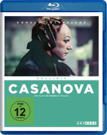 Fellinis Casanova (Blu-ray), Blu-ray Disc
