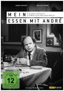 Mein Essen mit André, DVD