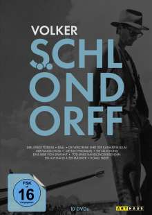 Best of - Volker Schlöndorff Edition, 10 DVDs