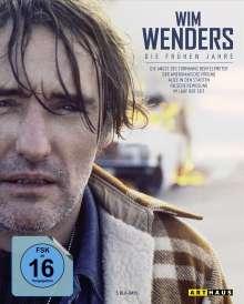 Wim Wenders Collection 2 - Die frühen Jahre (Blu-ray), 5 Blu-ray Discs