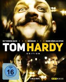 Tom Hardy Edition (Blu-ray), 3 Blu-ray Discs