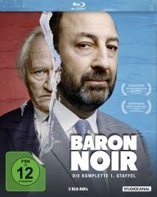Baron Noir Staffel 1 (Blu-ray), 2 Blu-ray Discs