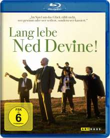 Lang lebe Ned Devine! (Blu-ray), Blu-ray Disc