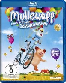 Mullewapp - Eine schöne Schweinerei (Blu-ray), Blu-ray Disc