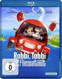 Robbi, Tobbi und das Fliewatüüt (2016) (Blu-ray), Blu-ray Disc