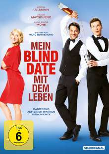 Mein Blind Date mit dem Leben, DVD