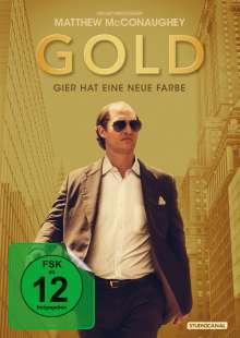 Gold (2016), DVD