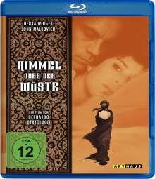 Himmel über der Wüste (Blu-ray), Blu-ray Disc