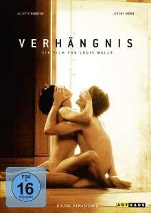 Verhängnis (1992), DVD