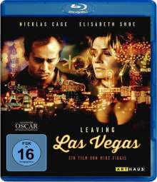 Leaving Las Vegas (Blu-ray), Blu-ray Disc