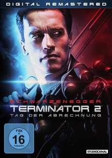 Terminator 2: Tag der Abrechnung, DVD