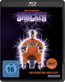 Shocker (Blu-ray), Blu-ray Disc