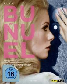 Luis Bunuel Edition (Blu-ray), 7 Blu-ray Discs