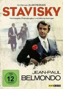 Stavisky, DVD