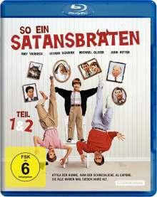 So ein Satansbraten / So ein Satansbraten kommt selten allein (Blu-ray), Blu-ray Disc