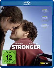 Stronger (Blu-ray), Blu-ray Disc
