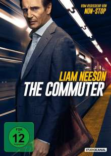 The Commuter, DVD
