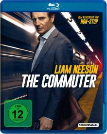 The Commuter (Blu-ray), Blu-ray Disc