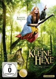 Die kleine Hexe (2018), DVD