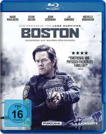 Boston (Blu-ray), Blu-ray Disc