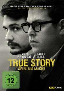 True Story - Spiel um Macht, DVD