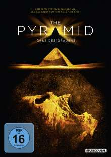 The Pyramid, DVD