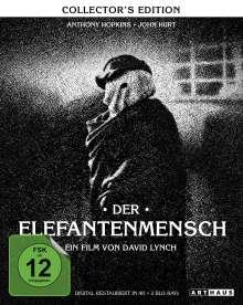 Der Elefantenmensch (Collector's Edition) (Blu-ray), 2 Blu-ray Discs