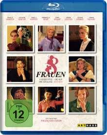 8 Frauen (Blu-ray), Blu-ray Disc