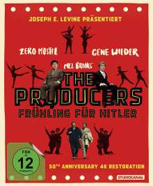 The Producers - Frühling für Hitler (50th Anniversary Edition) (Blu-ray), Blu-ray Disc