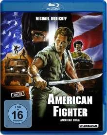 American Fighter (Blu-ray), Blu-ray Disc