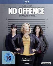 No Offence Staffel 2 (Blu-ray), 2 Blu-ray Discs