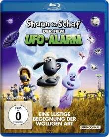 Shaun das Schaf - Der Film 2: Ufo-Alarm (Blu-ray), Blu-ray Disc