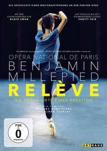 Relève - Die Geschichte einer Kreation (OmU), DVD