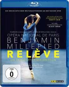 Relève - Die Geschichte einer Kreation (OmU) (Blu-ray), Blu-ray Disc