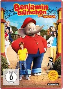 Benjamin Blümchen - Der Kinofilm, DVD