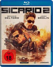 Sicario 2: Soldado (Blu-ray), Blu-ray Disc