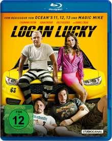 Logan Lucky (Blu-ray), Blu-ray Disc