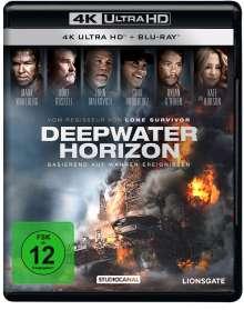 Deepwater Horizon (Ultra HD Blu-ray), Ultra HD Blu-ray