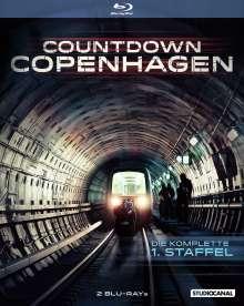 Countdown Copenhagen Staffel 1 (Blu-ray), 2 Blu-ray Discs